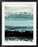 Framed Abstract Minimalist Landscape 4