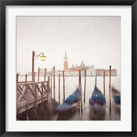 Framed Venice Twilight