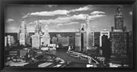Framed Chicago, c.1930