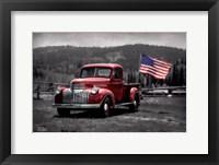 Framed American Made II