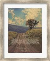 Framed Living Life - Path
