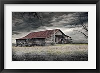 Framed Storm Barn