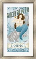 Framed Mermaid I