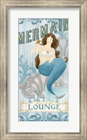 Framed Mermaid I