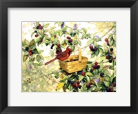 Framed Berry Picker