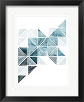 Jayda's Ladder II Framed Print