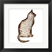 Punny Animal I Framed Print