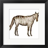 Framed Punny Animal II