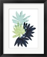 Untethered Palm II Framed Print