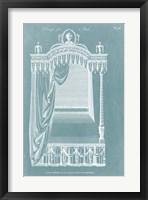 Framed Design for a Bed II