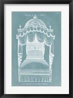 Framed Design for a Bed III