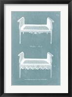 Framed Design for a Window Seat I