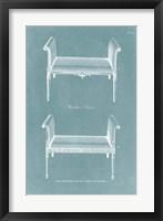 Framed Design for a Window Seat II