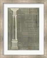 Framed Column Blueprint III