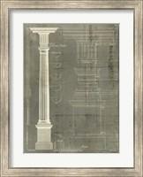 Framed Column Blueprint IV