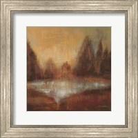 Framed Rain II