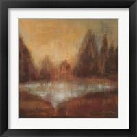 Rain II Framed Print