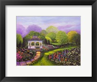 Framed Gazebo Park