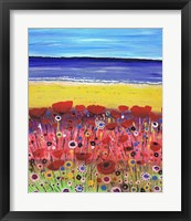 Framed Remembrance Poppies