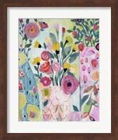 Framed Vase of Love