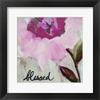 Framed Blessed