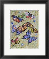 Framed Butterfly Dance