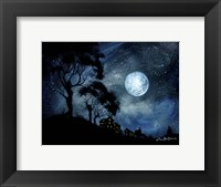 Framed Moonage Daydream