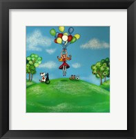 Framed Balloon Therapy