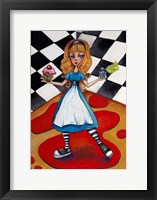 Framed Alice's Decisions