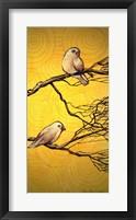 Framed Early Bird Banter