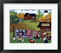Framed Country Quilts Jam