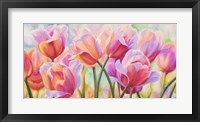 Framed Tulips in Wonderland
