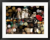 Framed Kiss in the Night