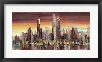 Framed Sera su New York