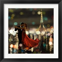 Framed Midnight in Paris