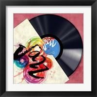 Framed Vinyl Club, Jazz