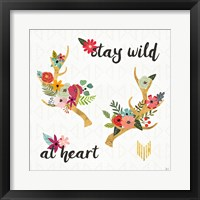 Framed Boho Beauty II