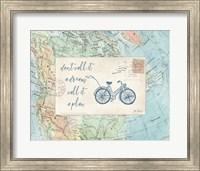 Framed Travel Posts I