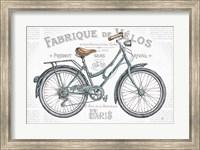 Framed Bicycles I