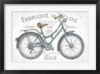 Framed Bicycles I