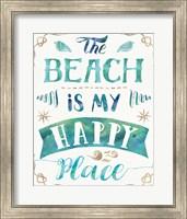 Framed Love and the Beach II