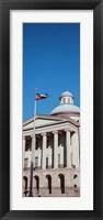 Framed Old Mississippi State Capitol, Jackson, Mississippi