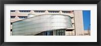 Framed Dr. A. H. McCoy Federal Building, Jackson, Mississippi, USA