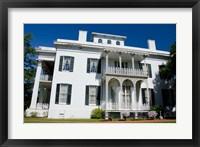 Framed Stanton Hall' 1857, Antebellum house, Natchez, Mississippi