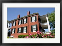 Framed Mississippi, Natchez, Rosalie house