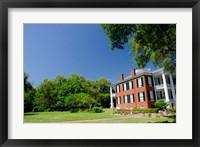 Framed Mississippi, Rosalie house