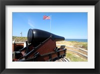 Framed Fort Massachusetts, Civil War site, Mississippi