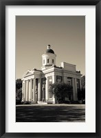Framed Mississippi, Canton, Madison County Courthouse