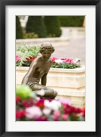 Framed Sculpture, Palace, Monte Carlo, Monaco