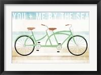 Framed Beach Cruiser Tandem